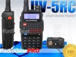 "Jual Murah "" Handy TAlkie Dualband Baofeng UV5RC"