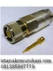 "Suplier Jual ""Connector Andrew L4PNM type-N Male, LDF4-50A"