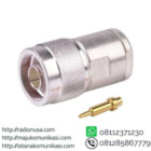 Connector RG8 Amphenol N Male