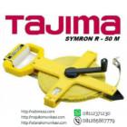 """Jual Murah """" Measuring Tape Tajima 50m Fiber"""