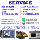 Terima Jasa Service/Repair Alat Fusion Splicer,OTDR,Spectrum Analizer
