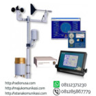 "Jual Murah "" CAPRICORN 2000EX WEATHER STATION WITH WEATHER MASTER"